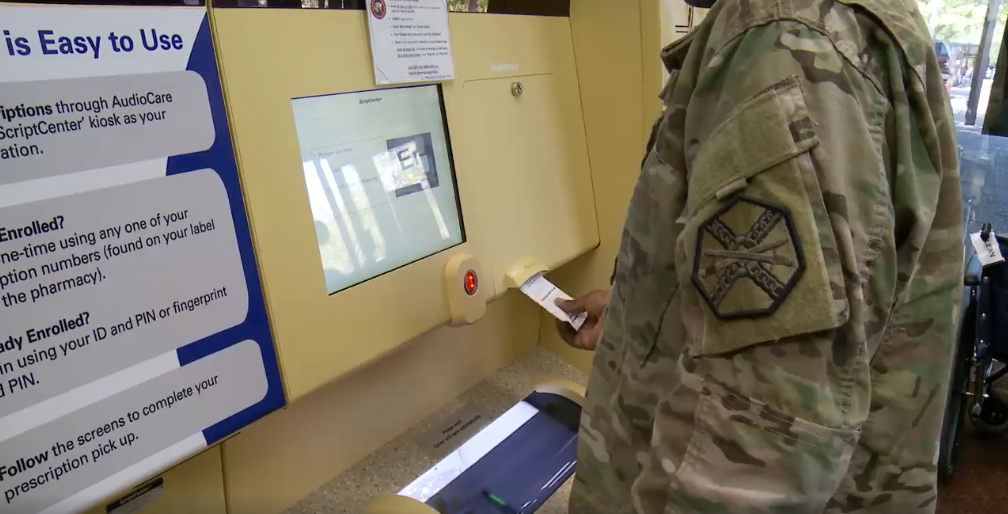 Video: Army Base Reduces Pharmacy Lines with ScriptCenter