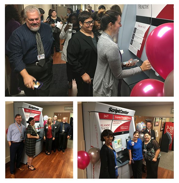 Orlando Health Expands Pharmacy Locations with ScriptCenter 15 Miles from Filling Pharmacy