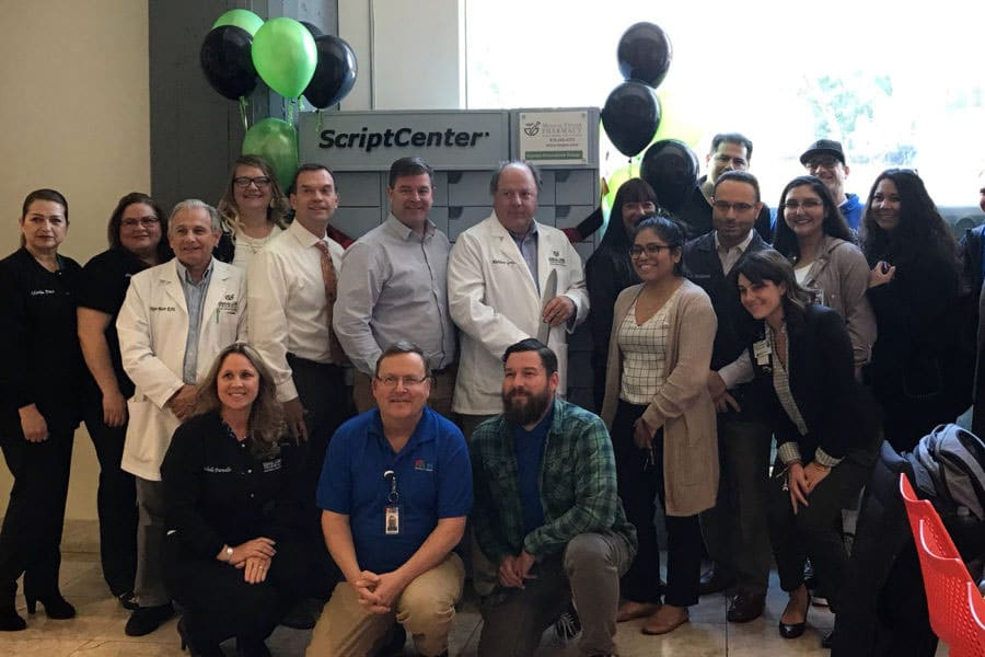 Medical Center Pharmacy Launches ScriptCenter at PATH