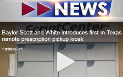 Video: Pharmacy Pickup Kiosk – Baylor Scott & White