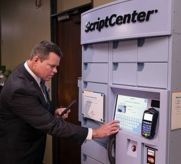 Health care system installs prescription kiosks in Texas