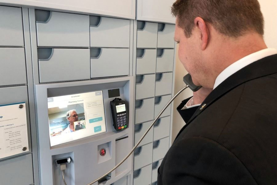 Baylor Scott & White in Lakeway adds prescription kiosks
