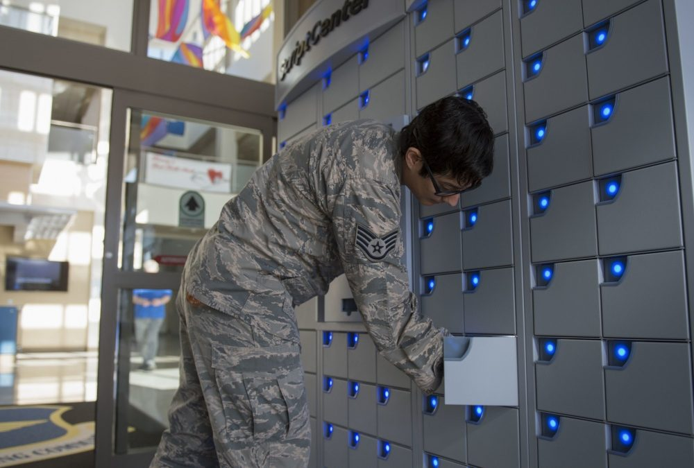 Refills Made Easy at New Mexico Air Force Base