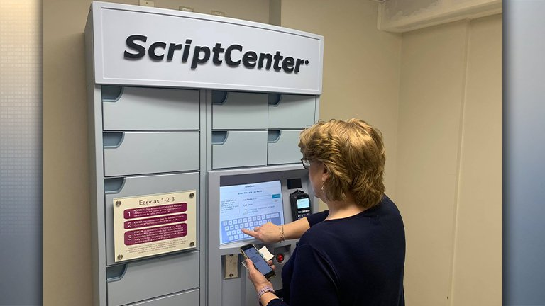 SwedishAmerican Unveils Self-Serve Pharmacy Kiosk