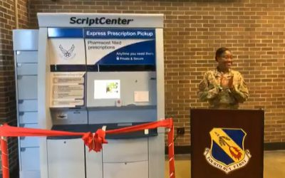 Seymour Johnson AFB Implements ScriptCenter in North Carolina