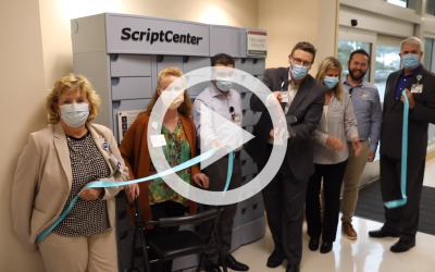 Patients at Orlando Health Can Pickup Prescriptions from New Locker
