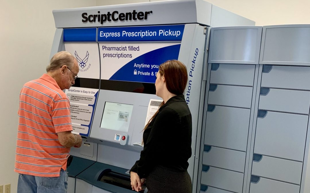 Military Prescription Pickup Expands with New Pharmacy Automation